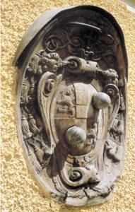 Wappen von Fürsterzbischof Wolf Dietrich © Lobmayr