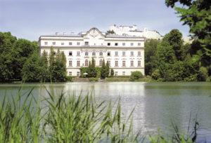 Schloss Leopoldskron© Land Salzburg Bildungsmedien