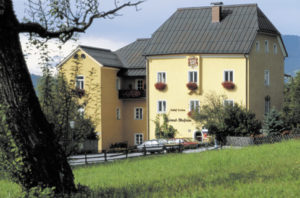 Schloss Lerchen © örtlicher Tourismusverband