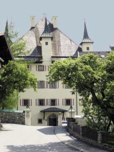 Schloss Lichtenau © örtlicher Tourismusverband