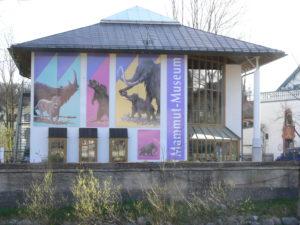 Westfassade des Museums © R. Darga / Gemeinde Siegsdorf