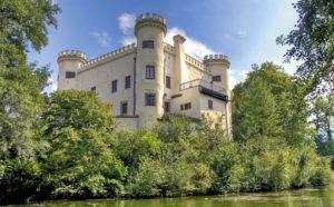 Schloss Marzoll © J. Lang