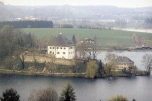 Schloss Mattsee © Bundesdenkmalamt