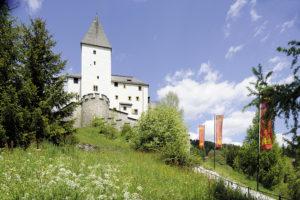 Burg Mauterndorf © Salzburger Burgen & Schlösser