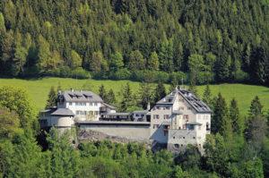 Schloss Mittersill © örtlicher Tourismusverband