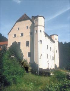 Schloss Niedernfels © C. Soika