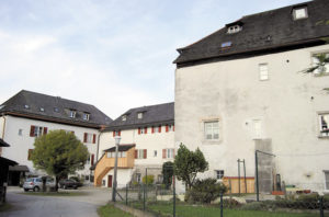 Schloss Oberhausen © J. Lang