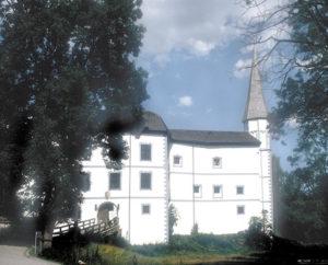 Schloss Pertenstein © C. Soika