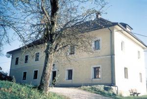 Wohnhaus Radeck © Bundesdenkmalamt