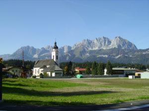 Oberndorf in Tirol © Knappenverein Oberndorf Rerobichl