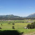 Panorama Oberndorf © Knappenverein Oberndorf Rerobichl