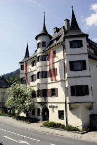 Schloss Rosenberg © örtlicher Tourismusverband