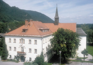 Schloss Ruhpolding © C. Soika