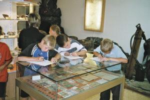 Museumspädagogik mit Kindern ©