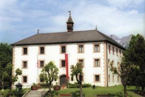 Schloss Ritzen in Saalfelden © LBS