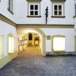 Aussenansicht des Museums © Museum Kitzbühel