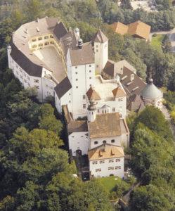 Schloss Hohenaschau © Archiv HGV Aschau i.Ch. e.V.