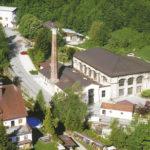 Industriedenkmal Maxhütte in Bergen © Förderverein Maxhütte