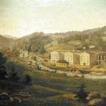 Historische Anlage im Achthal ©