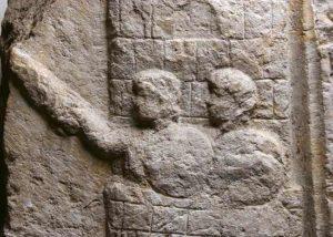 Relief eines Grabbaues © O. Harl 2004