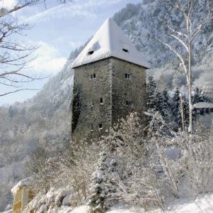 Schellenberg Turm © J. Lang