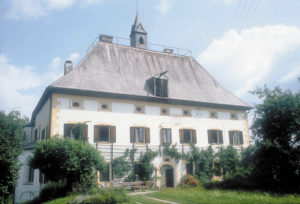 Schloss Seehaus © C. Soika
