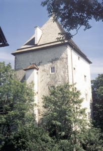 Turm in St. Jakob am Thurn © Bundesdenkmalamt