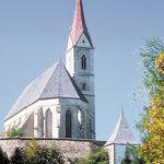 Wehrkirche St. Leonhard © TV Tamsweg