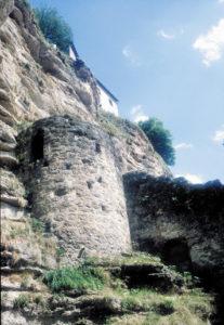 Höhlenburg Stein an der Traun © C. Soika