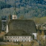 Berchtesgadener Franziskanerkirche © Prälat Walter Brugger