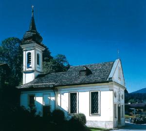 Hilgerkapelle © Prälat Walter Brugger