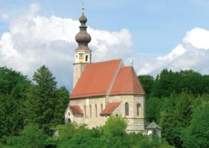 Wallfahrtskirche Mariae Himmelfahrt, Tengling © H. Roth