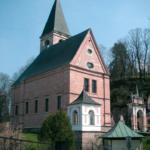Wallfahrtskirche Dürrnberg, Hallein © J. Neuhardt