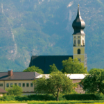 Wallfahrtskirche in Feldkirchen © H. Roth