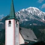 Wallfahrtskirche St. Peter und Paul in Filzmoos © K. Birnbacher