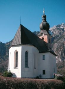 Wallfahrtskirche St. Leonhard in Grödig © K. Birnbacher