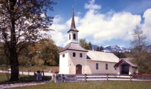 Wallfahrtskirche in Loipl © J. Lang