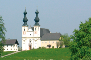 Wallfahrtskirche Maria Bühel in Oberndorf b. Salzburg © H. Roth