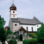 Wallfahrtskirche Maria Eck © C. Soika