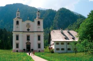 Wallfahrtskirche Maria Kirchental © J. Lang