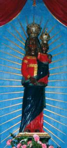 Gnadenbildkopie der Madonna di Loreto © J. Lang
