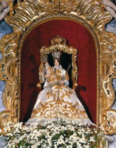 Gnadenbild Maria Kunterweg © Prälat Walter Brugger