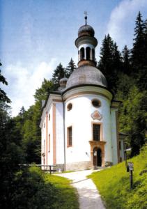 Wallfahrtskirche Maria Kunterweg © Prälat Walter Brugger