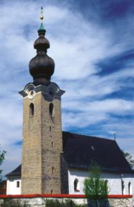Wallfahrtskirche Marzoll © J. Lang