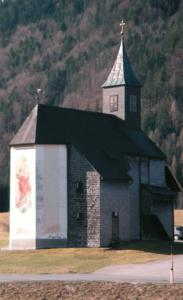 Wallfahrtskirche Mühlrin in Abtenau © K. Birnbacher