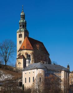 Müllner Kirche © Verlag St. Peter