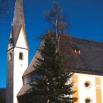 Wallfahrtskirche in Niederachen © J. Lang