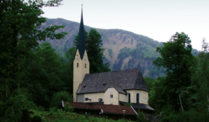 Marienwallfahrtskirche in Raiten/Schleching © C. Soika