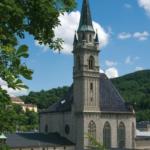 Salzburg - Franziskanerkirche © J. Neuhardt