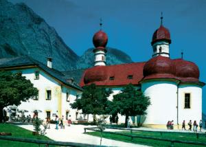 Wallfahrtskirche St. Bartholomä © Prälat Walter Brugger